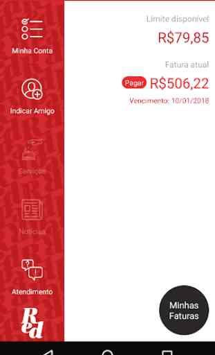 Cartão Lojas Red 4