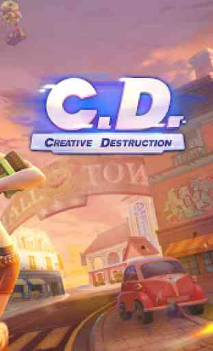 Creative Destruction 2