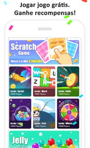 Lucky Time - Ganhe recompensas todos os dias 4