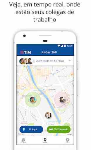 TIM Radar 360 2