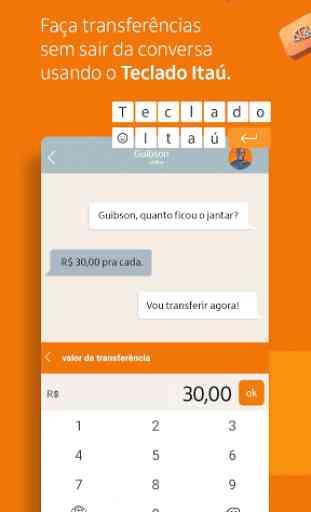 Banco Itaú: sua conta no app 2