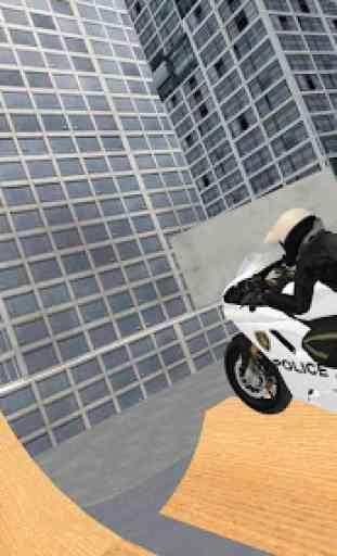 Police Motorbike Simulator 3D 4