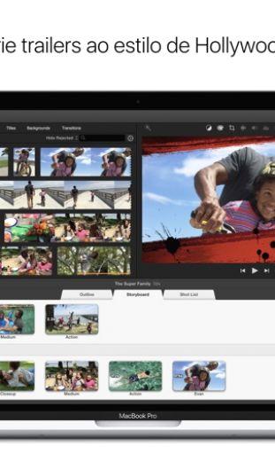 iMovie image 3