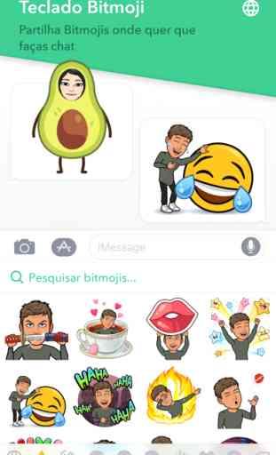 Bitmoji (Android/iOS) image 1