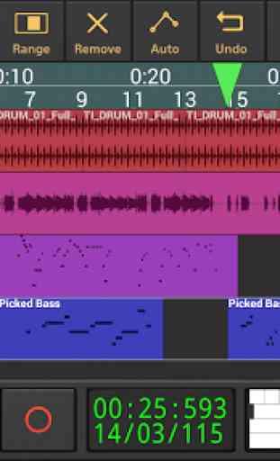 Audio Evolution Mobile DEMO 1