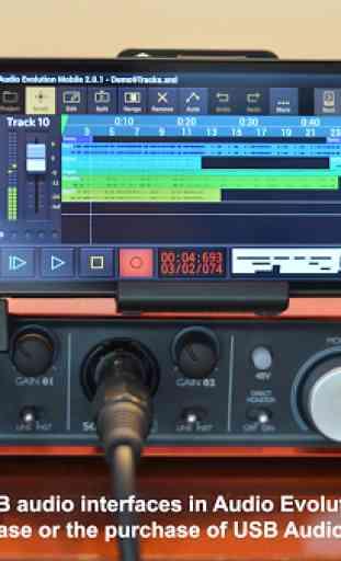Audio Evolution Mobile DEMO 3