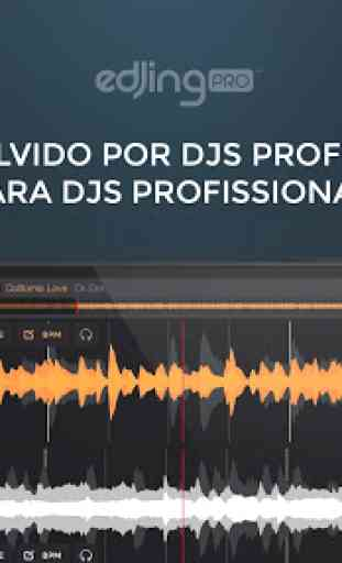 edjing Pro LE - Music DJ mixer 1