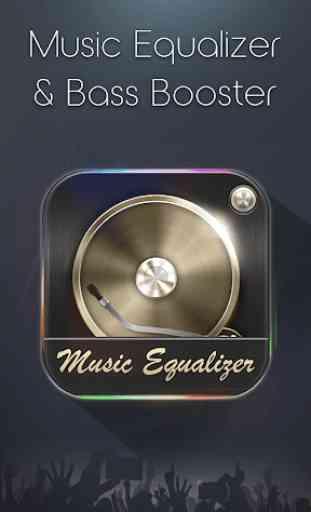 Equalizador de som - músicas 3