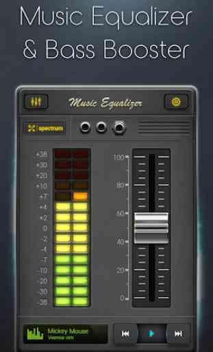 Equalizador de som - músicas 4