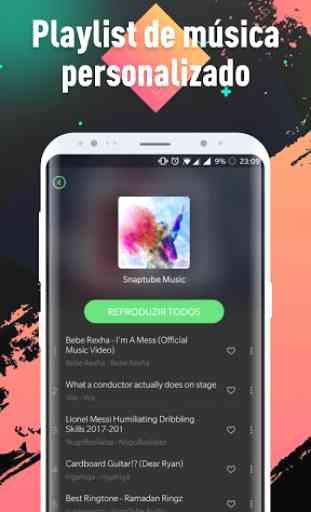 Lark Player - Músicas grátis YouTube & MP3 Player 2