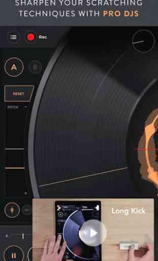 Mixfader dj - digital vinyl 2