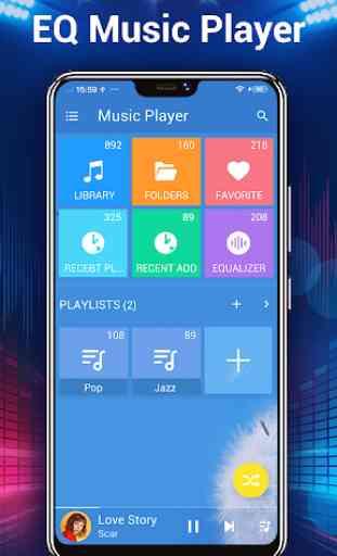 Music Player - Audio Player 2