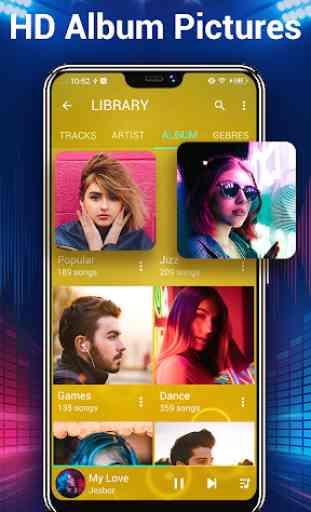 Music Player - Audio Player 4