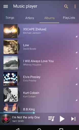 Music Player - Mp3 Player 1
