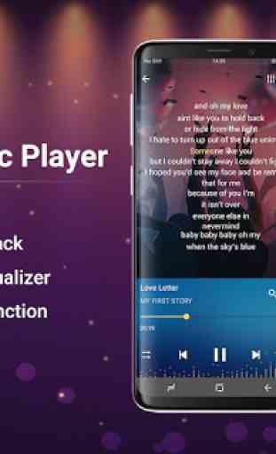 Music Player para Android 1