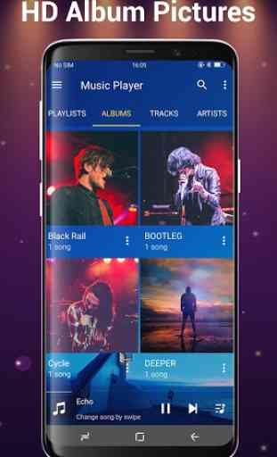 Music Player para Android 2